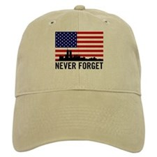Never Forget Baseball Cap