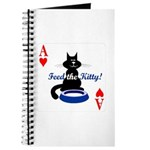 Cats Playing Poker Journal
