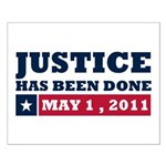 Justice Has Been Done Small Poster