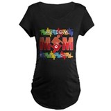 Autism Mom I Love My Child T-Shirt