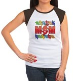 Autism Mom I Love My Child Tee