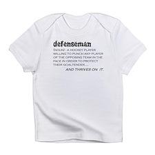 Defenseman Infant T-Shirt