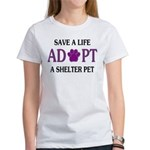 Save A Life Women's T-Shirt