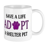 Save A Life Small Mugs