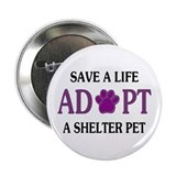 "Save A Life 2.25"" Button"