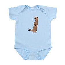 Ermine - Weasel Infant Bodysuit
