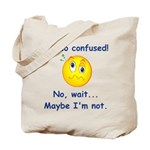 I'm So Confused... Tote Bag