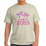 2015 Girls Graduation Light T-Shirt