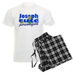 Cute Joseph Men's Light Pajamas