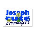 Cute Joseph 22x14 Wall Peel