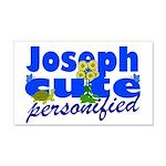Cute Joseph 22x14 Wall Peel