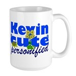 Cute Kevin Large Mug