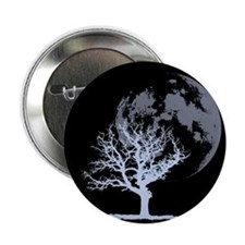 "Dead Tree Moon 2.25"" Button (100 pack)"
