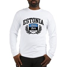 Estonia Long Sleeve T-Shirt