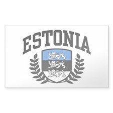 Estonia Decal