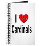 I Love Cardinals Journal