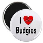 I Love Budgies 2.25