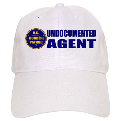 Undocumented Border Patrol Agent Cap