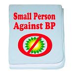 Small People against BP baby blanket