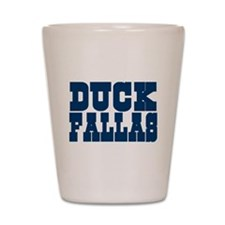 Duck Fallas Shot Glass