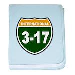 I-317 baby blanket