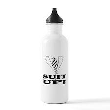 Suit Up! Water Bottle