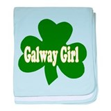Galway Girl baby blanket