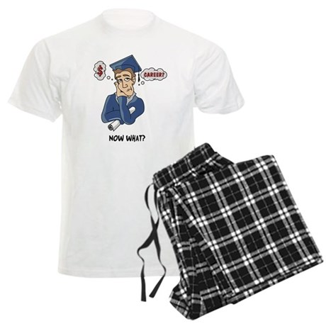 Funny Grad Men's Light Pajamas