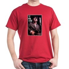 Phil Ochs Black T-Shirt