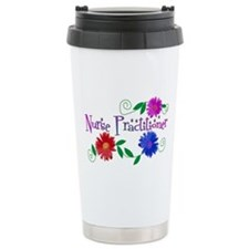 Nurse Practitioner III Ceramic Travel Mug