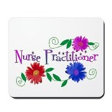 Nurse Practitioner III Mousepad