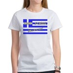 Greek School Dropout Women's T-Shirt