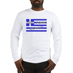 Greek School Dropout Long Sleeve T-Shirt