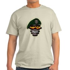 US Army Special Forces Skull T-Shirt