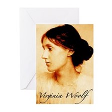 Virginia Woolf Greeting Cards (Pk of 10)