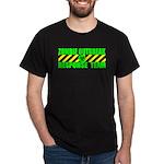 Zombie Outbreak Response Team Black T-Shirt