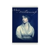 Mary Wollstonecraft Rectangle Magnet (10 pack)