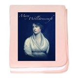Mary Wollstonecraft baby blanket