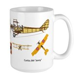 "Curtiss JN-4 ""Jenny"" Mug"
