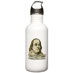 Franklin Liberty Vs Security Water Bottle