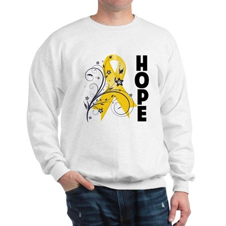 Hope Childhood Cancer Sweatshirt