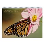 Beautiful Butterflies Wall Calendar