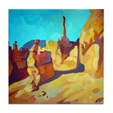 Bryce Canyon Tile Coaster