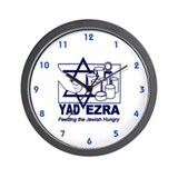 Yad Ezra - Kosher Food Pantry Wall Clock