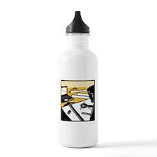 architectural draftsman Water Bottle