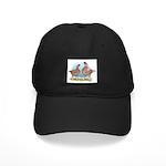 Cornish Chickens WLRed Black Cap