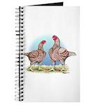 Cornish Chickens WLRed Journal