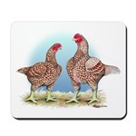Cornish Chickens WLRed Mousepad