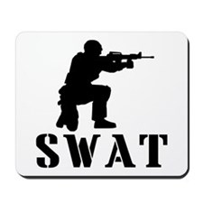 SWAT or not Mousepad