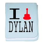Listen To Dylan baby blanket